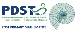 PDST Post-Primary Maths